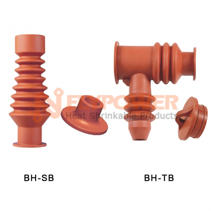 Medium voltage cold applied bushing protection boots(straight type/T type) BH-SB/BH-TB
