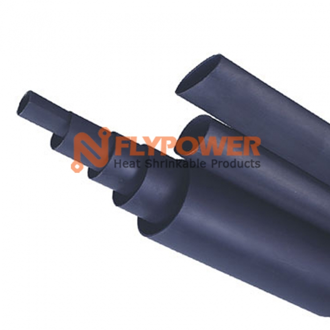 DUAL WALL ADHESIVE-LINED FLEXIBLE POLYOLEFIN TUBING SHRINK RATIO 3:1,4:1 BH-5(3X)(4X)-F